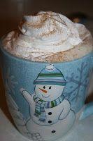 Hot Vanilla Nightcap!