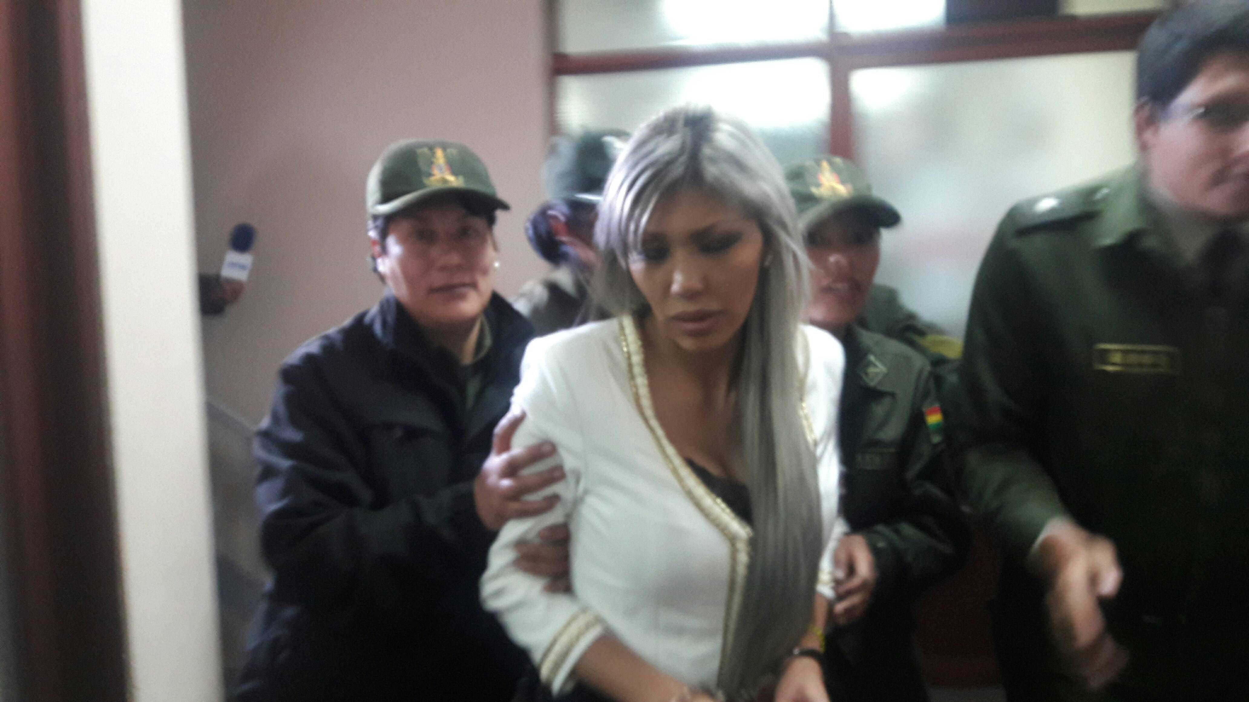 Gabriela Zapata gana un recurso para que se garantice su seguridad | Radio Panamericana