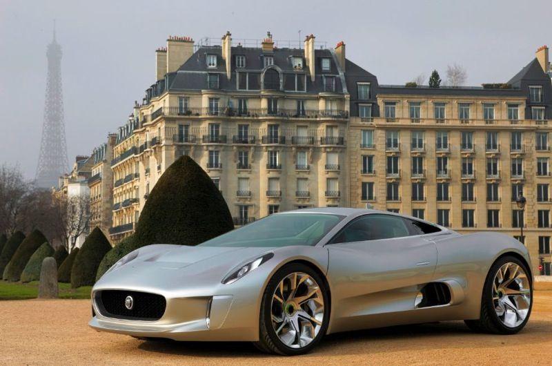 Jaguar Hybrid Is The Gem Of Jaguar Cars And Williams