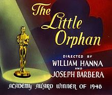 The Little Orphan 1948 short film)