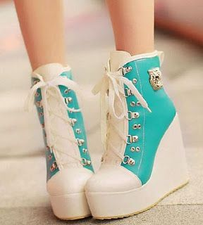 converse heel boots