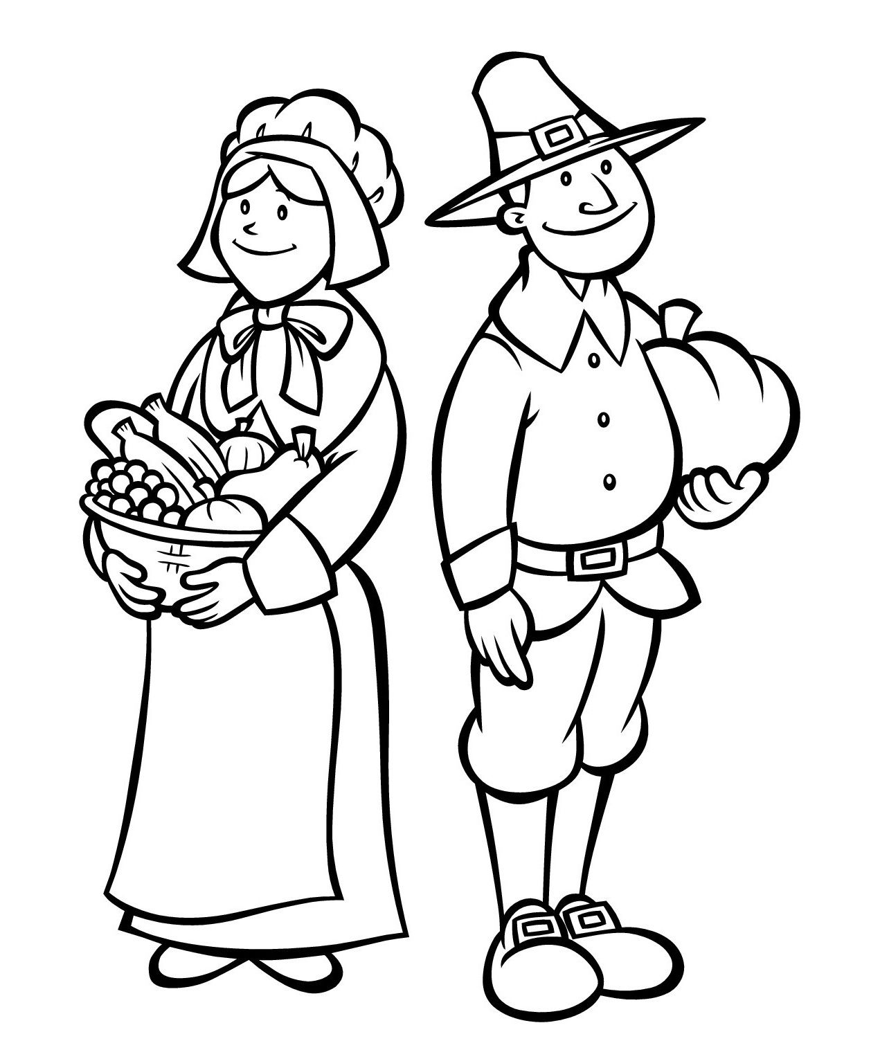 Printable Thanksgiving Pilgrims Coloring Pages For Kids Qk Printable Thanksgiving Coloring Pages For Kids