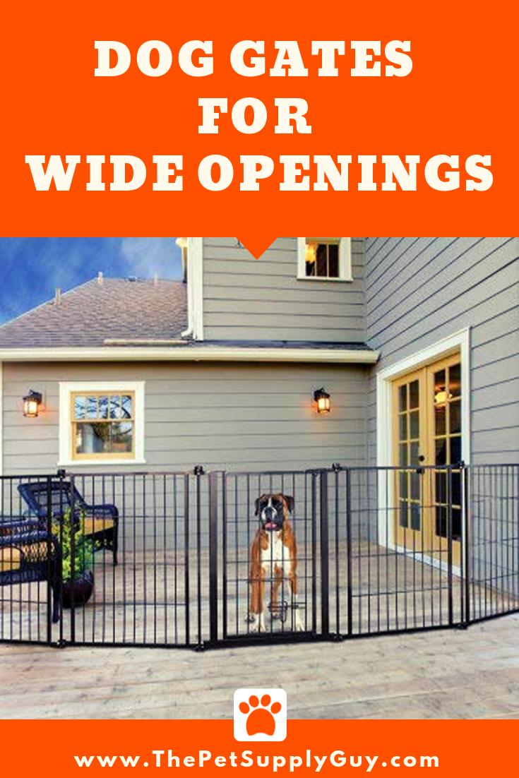 Dog Gates for Large Openings Dog Gates for Large Openings (Buying Guide)