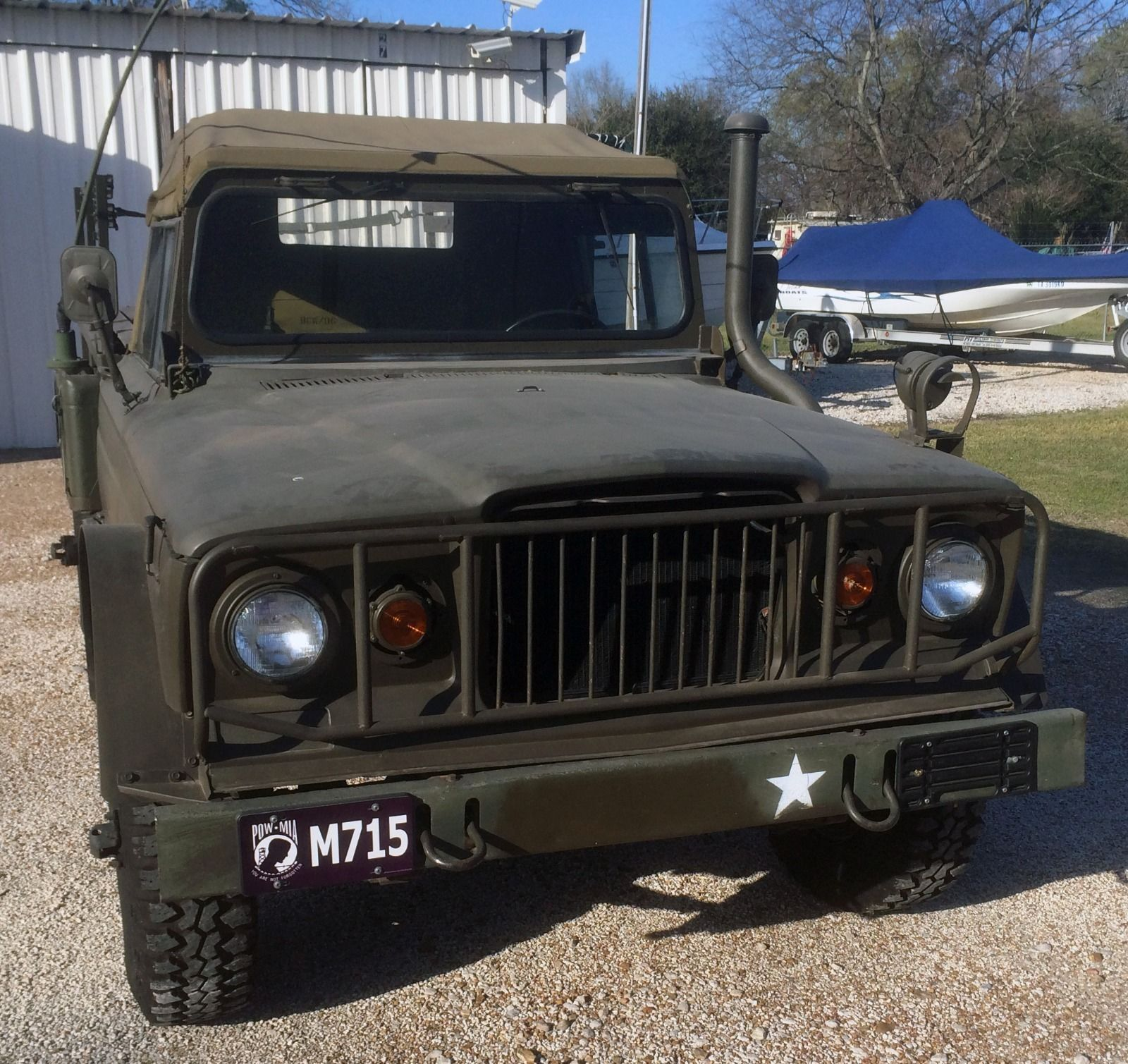 1967 Kaiser Jeep M715 Military vehicles for sale
