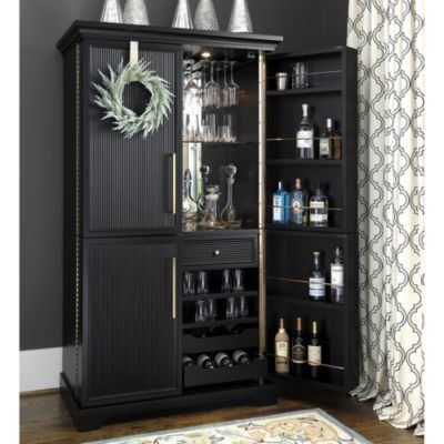 Picard Bar Cabinet Bar Cabinet Home Bar Designs Living Room Bar