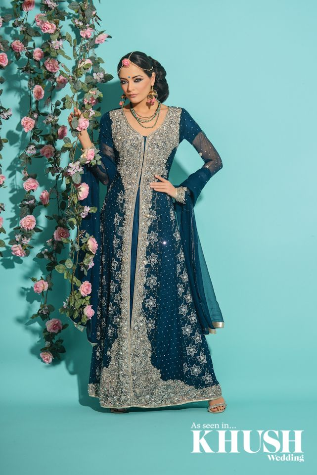 Bridal bliss by Reevaj, shop the designer in Birmingham. 714-716 ...