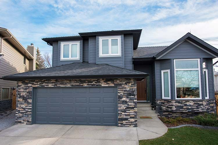 Pin By Tony William On Siding Calgary In 2019 Stone Siding Stone