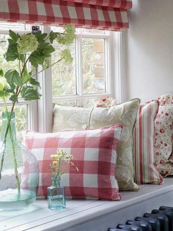 Fensterbank deko stilvolle deko ideen f r die fensterbank m bel pinterest fenster - Fensterbank deko kinderzimmer ...