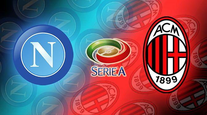 Napoli Ac Milan Probable Formations Ac Milan Napoli Milan