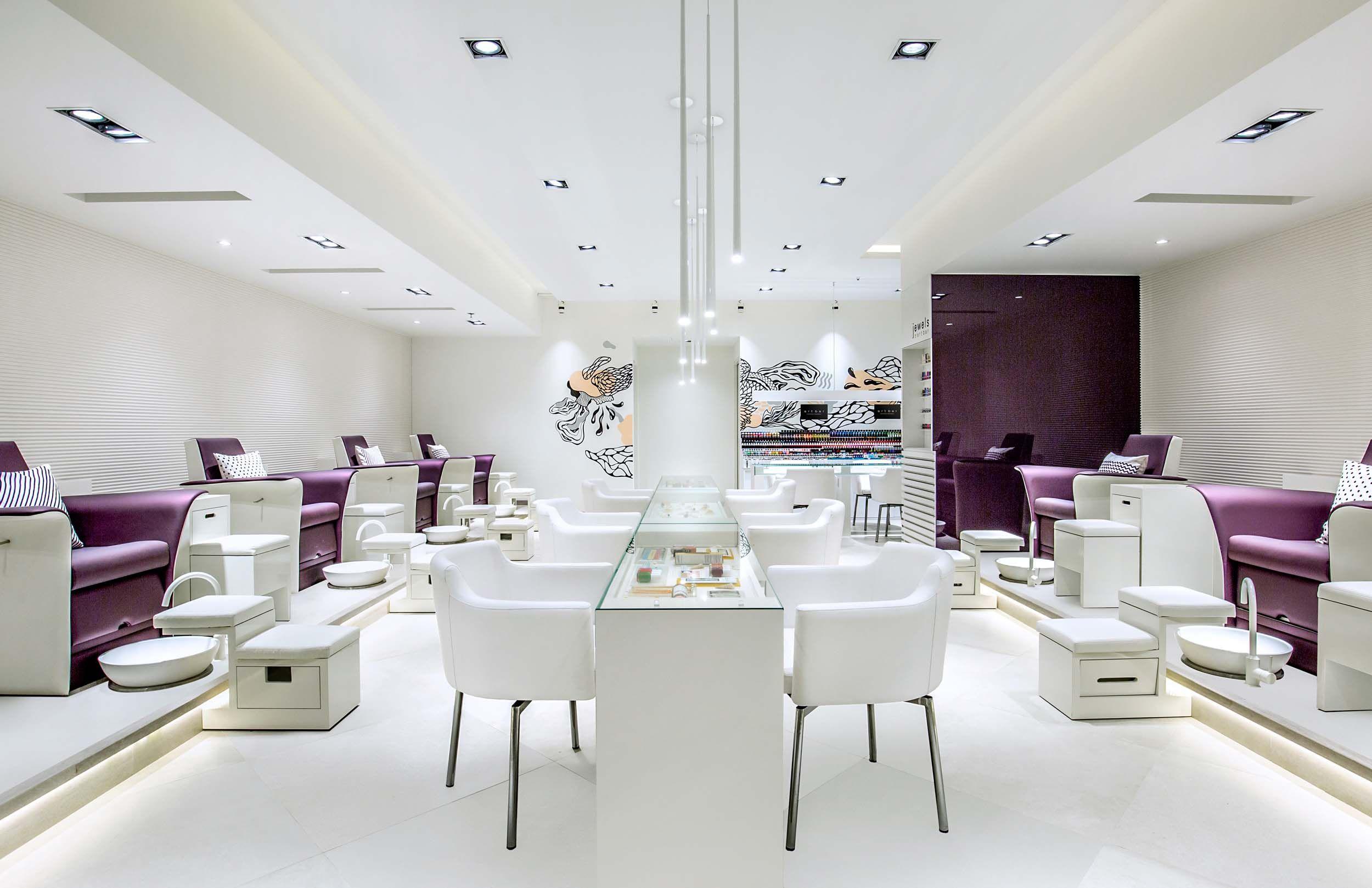 Vip Room Umm Suqeim Boutique Spa Salon Furniture Vip Room