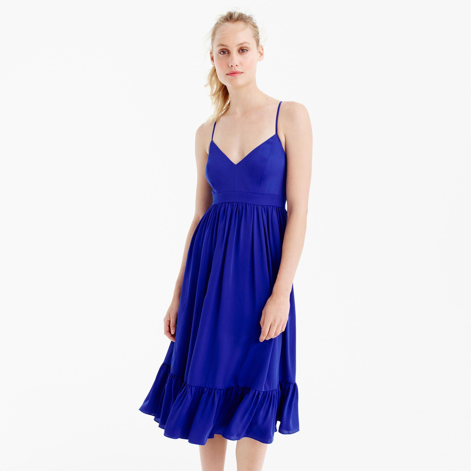 Tall drapey spaghetti-strap dress | Dresses | Pinterest