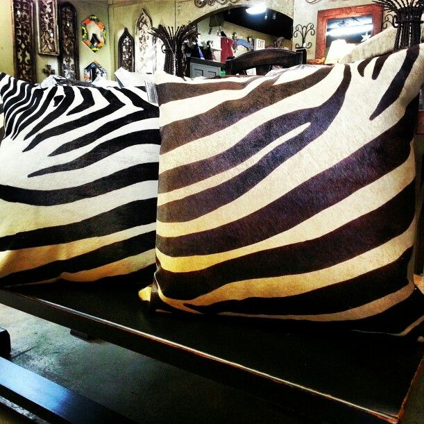 Real #cowhide #pillow Imported From #Argentina Find These