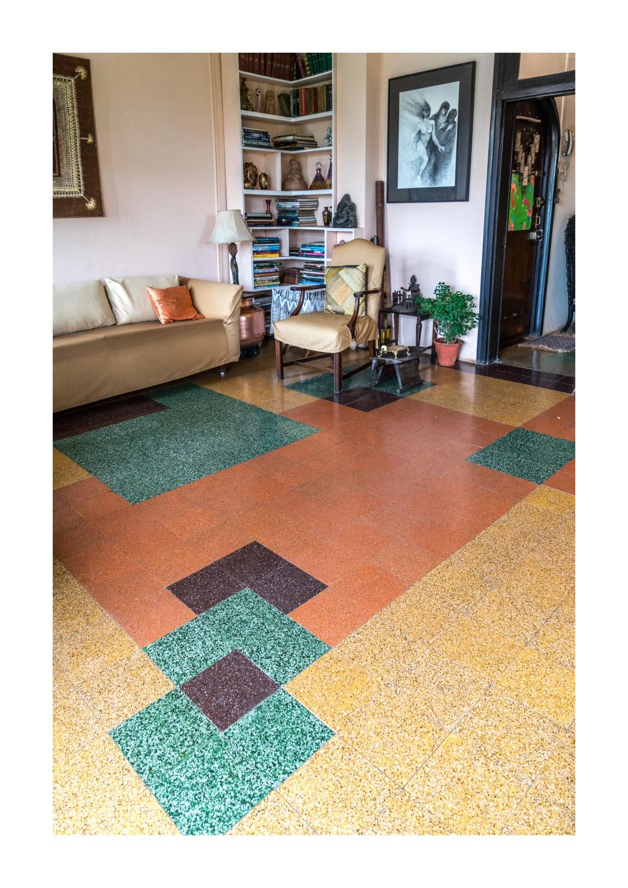 A 95yearold tile company is handcrafting Instagramready