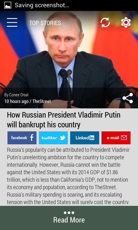 putin #russia Download the FREE Born2Invest Android app to