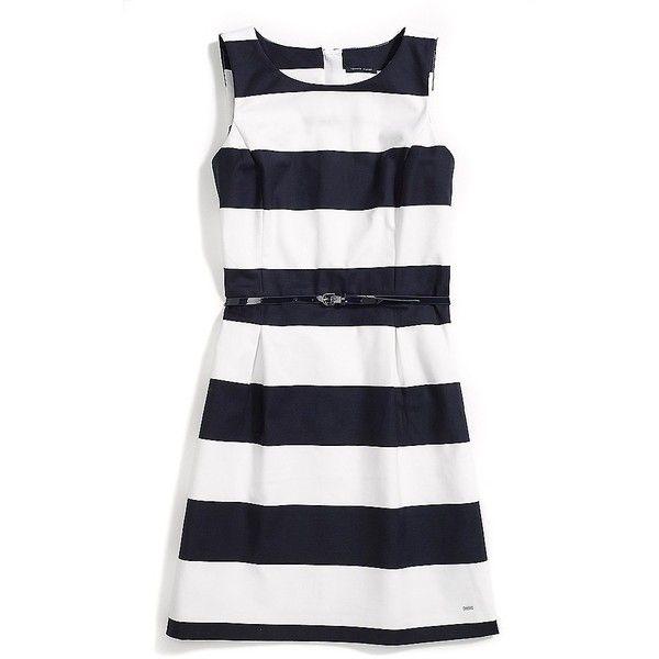 L agence long dress cotton