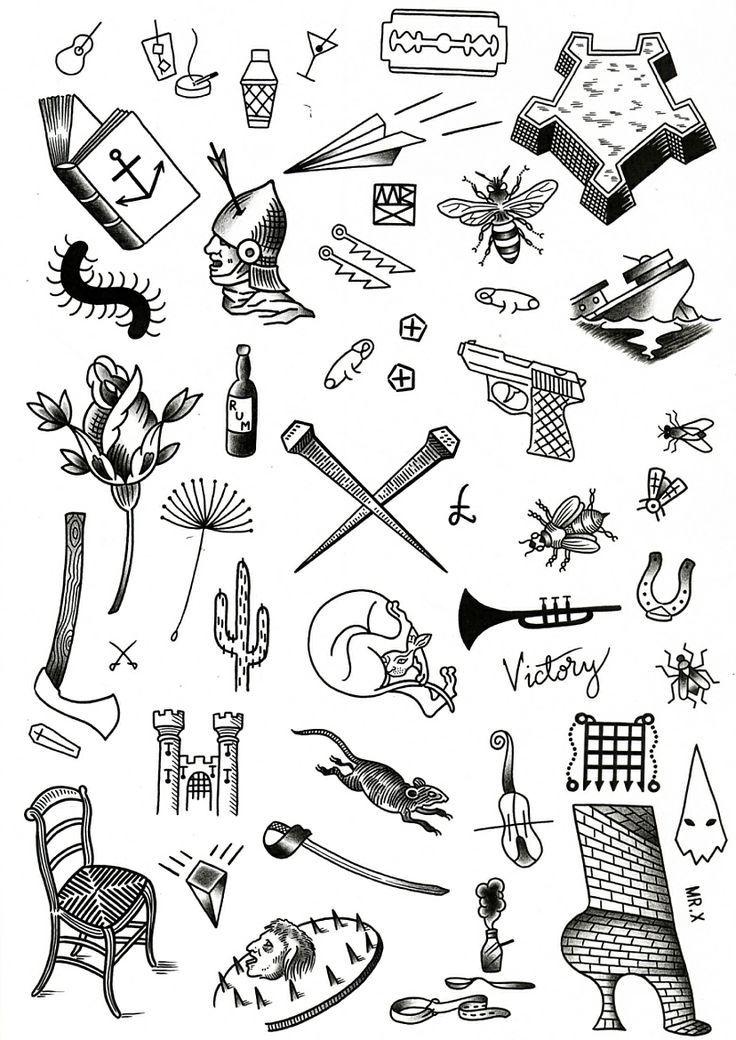 Tattoo Duke Riley Vol 7623 Small Tattoos For Guys Tattoos For Guys Small Tattoos