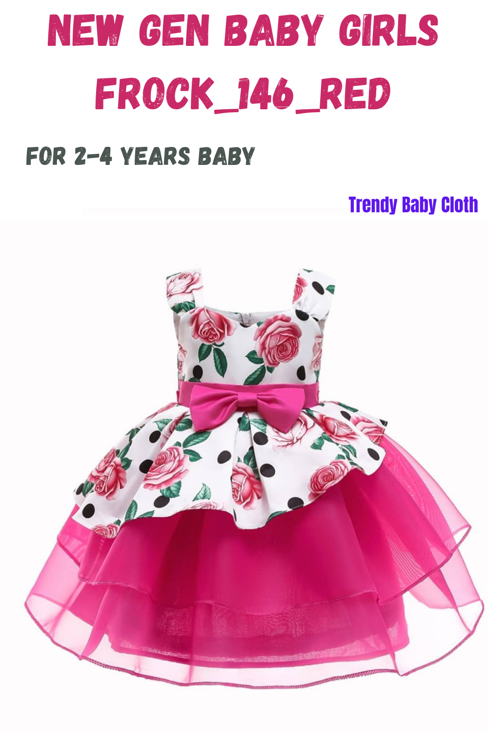 Elegant White and pink Color Frock Dress with pink flowers Pretty sequin work with velvet flowers. Material : Net It has satin and cotton lining and non pricky Ideal for all party occasions, birthday, festive and gifting #babyphotography #babyfever #ig #smallbusiness #kidsofinstagram #babystore #bajubayi #instababy
