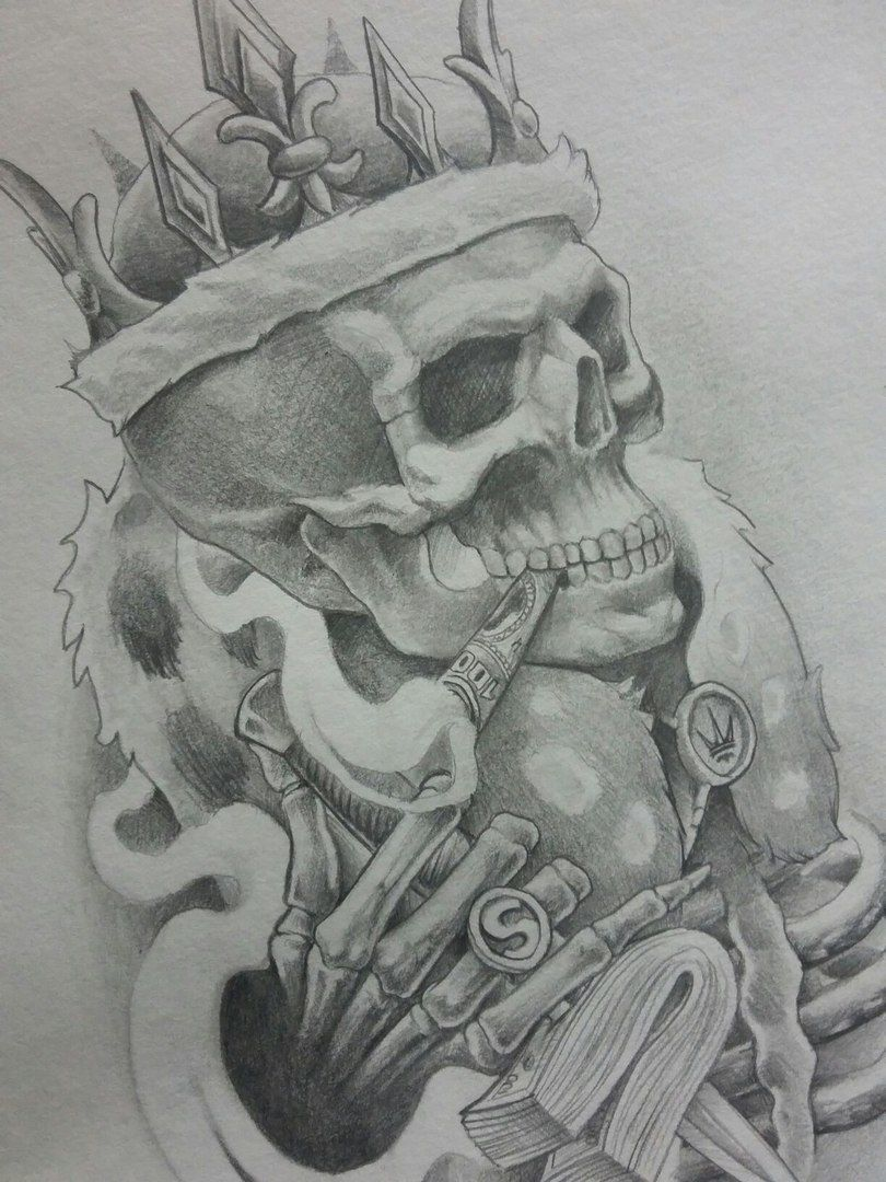 MAYSEENKO Эскиз свободен. #inkbe, #tattoo, #chicano