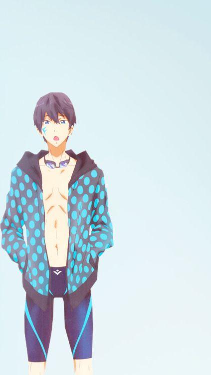 Free iwatobi swim club aqua background google search - Google anime wallpaper ...
