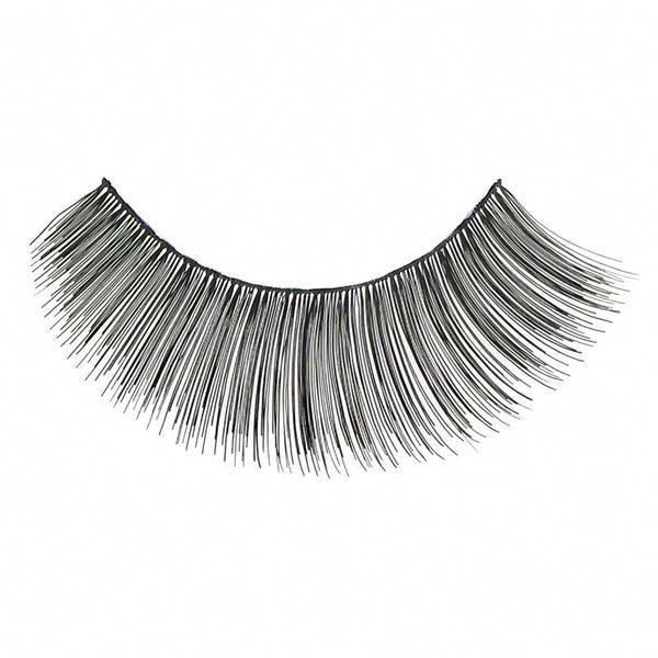 8b8f3bfa911 Eldora H143 Real Hair Black Winged False Eyelashes #Eldora #LashGoals # Eyelashes #FalseLashes
