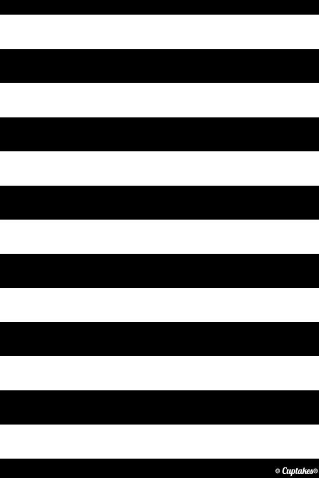 Black And White Stripes Cute Wallpaper Backgrounds Striped Wallpaper Wallpaper