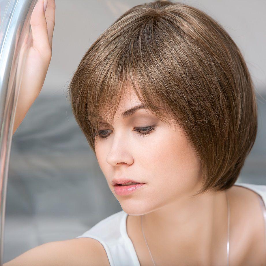 Fill In Oberkopf Haarteil Aus Der Pure Power Collection Von Ellen Wille Ein Haarteil Welches Unsichtbar Einen Vol Kurze Perucken Haarteile Schicke Frisuren