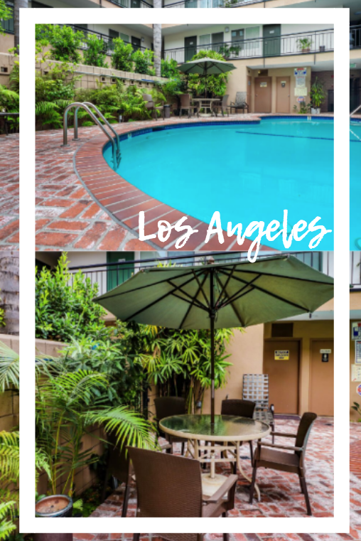 Hotel In Los Angeles Are Much Better When There Is A Pool Book Your Stay At Dunes Inn Wilshire Today Losangeles La Explore Exploring