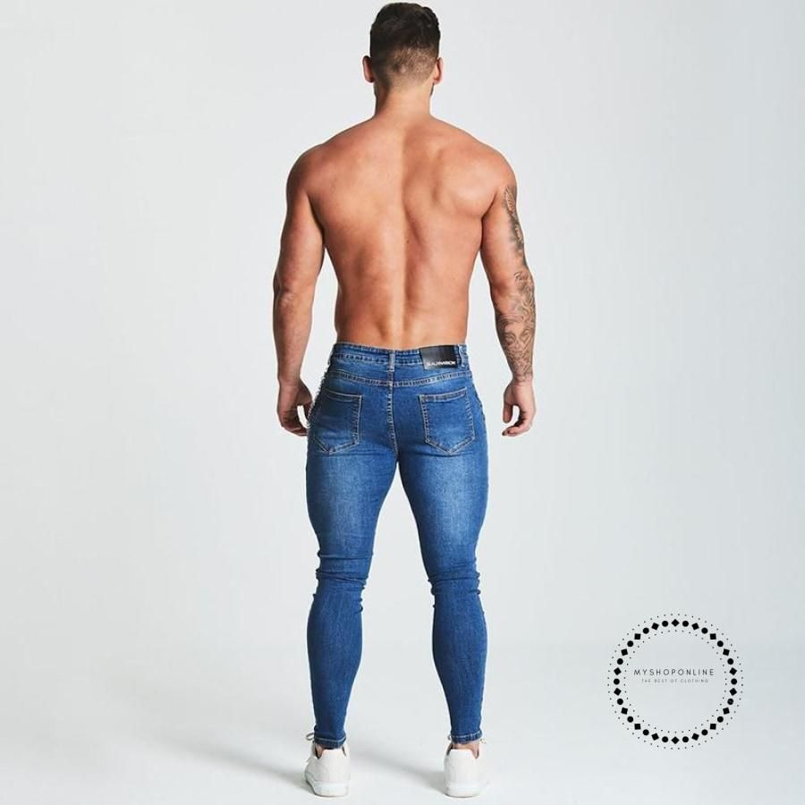 0aef38052 Book your copy before the end of the -50% promotion! - STOCK LIMITED TO  100PCS! DETAILS Jeans are timeless.This is the Skinny cut of the man range!