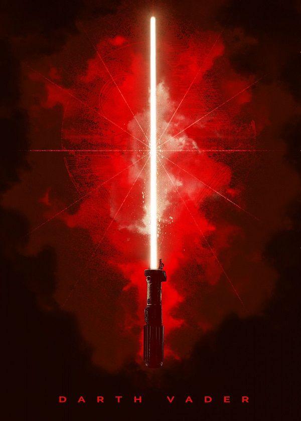 Darth Vader by Star Wars | metal posters