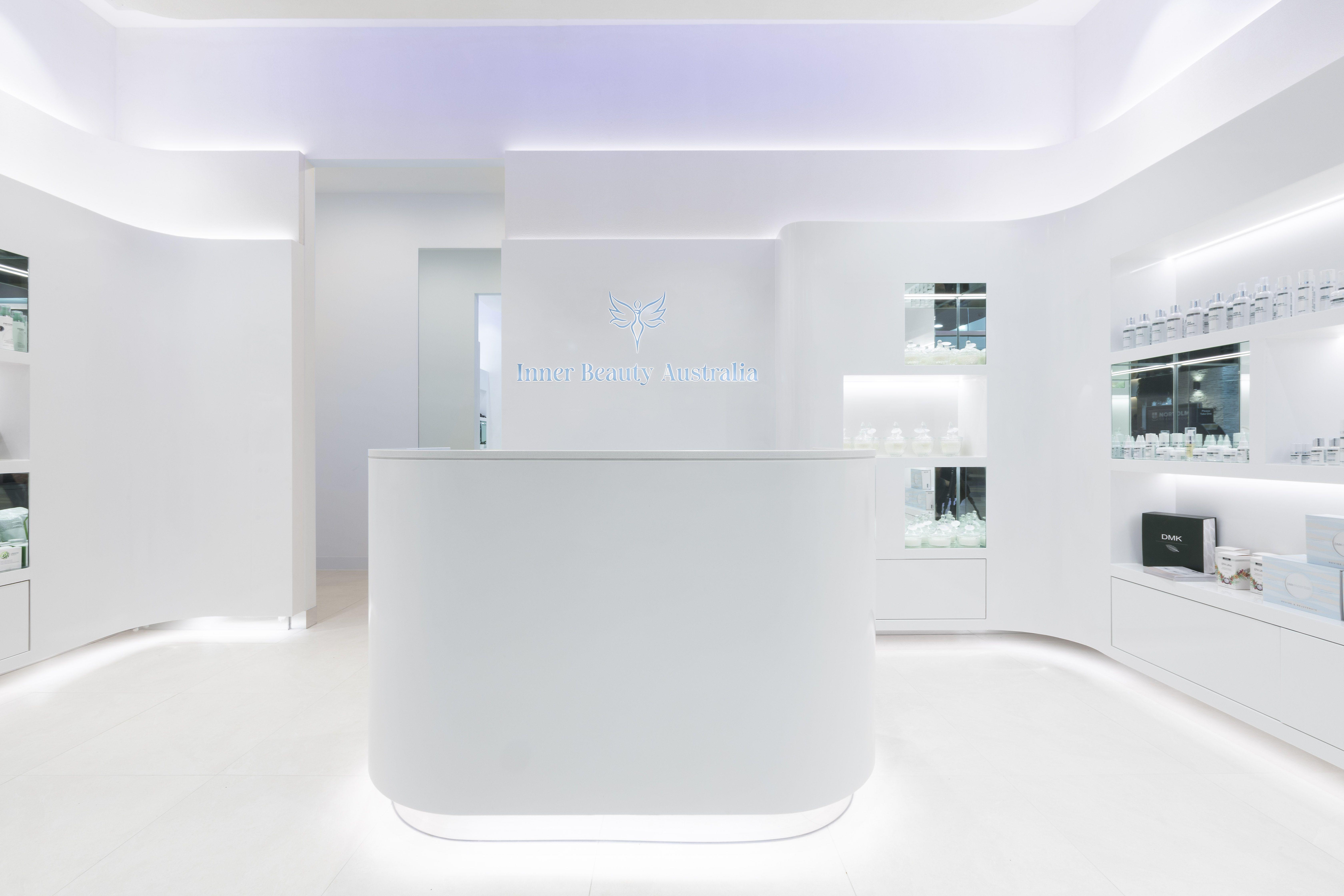 Premium Skin Care Clinic Retail Interior Design Clinic Interior Design Retail Interior Design Skin Care Clinic