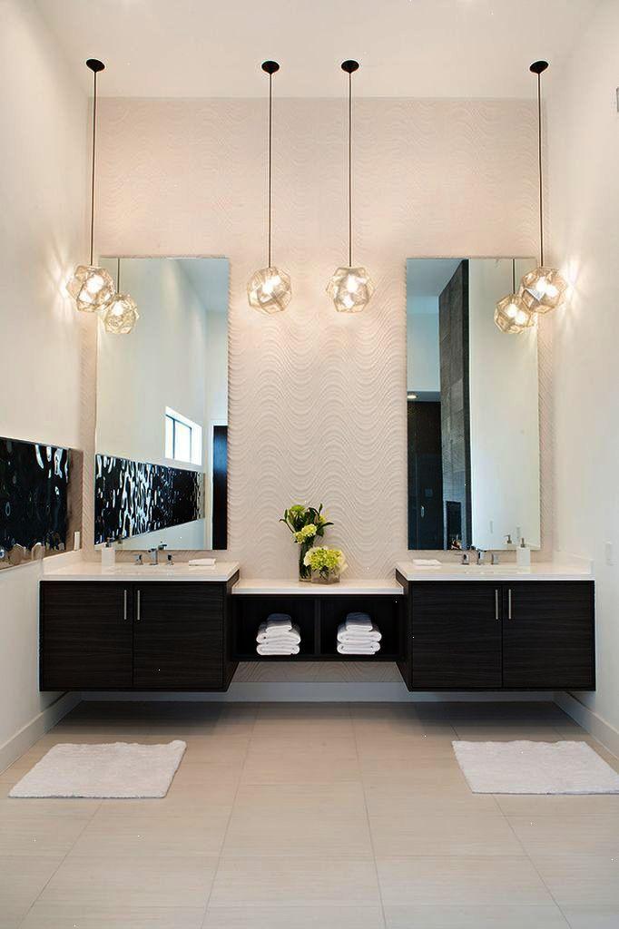 50 Elegant Modern Bathroom Design Ideas 44 Badezimmer