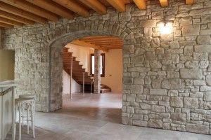 Archi interni in pietra cerca con google io la voglio così