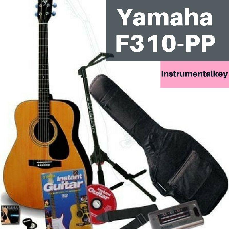 La Guitarra Acustica Yamaha F310 Pp Es Una De Las Mejores De Nuestra Lista De Productos Haz Click Guitarras Yamaha Guitarra Acustica Guitarra Acustica Yamaha