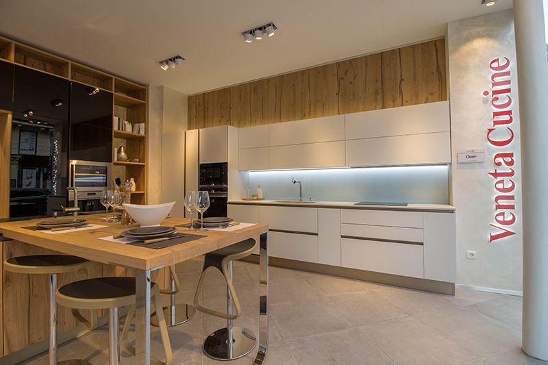 Cuisine Veneta Cucine Modele Start Time J Eurocucina2018 Isaloniofficial Venetacucine Venetacucinefrance Kitchen Cuisine Moderne Meuble Bas Design Italien