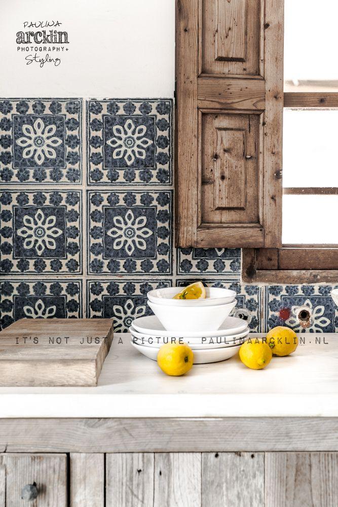 die besten 25 mediterrane k che fliesen ideen auf pinterest mediterrane k chenr ckwand. Black Bedroom Furniture Sets. Home Design Ideas