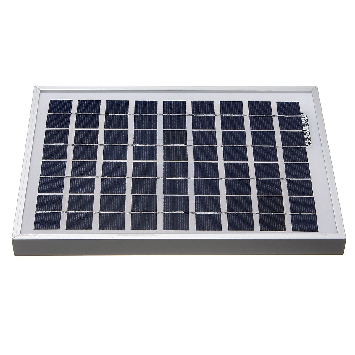 5w 18v Polycrystalline Solar Panel For 12v Battery Description The 5w Solar Panel Module Widely Applied To Solar Panel Cost Solar Solar Panels For Home