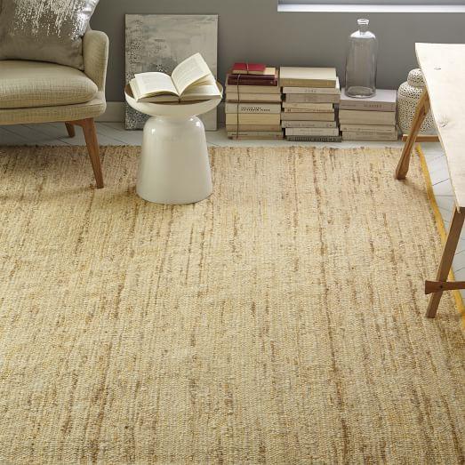 Plain Weave Sweater Wool Rug Horseradish Rugs Floor Rugs Distressed Rugs