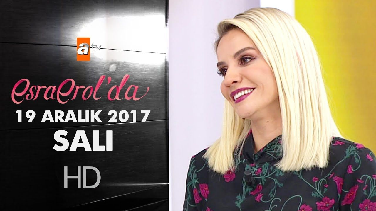 Esra Erol Esra Erol 20 Aralik 2017 Izle Beauty Hair Styles Dreadlocks