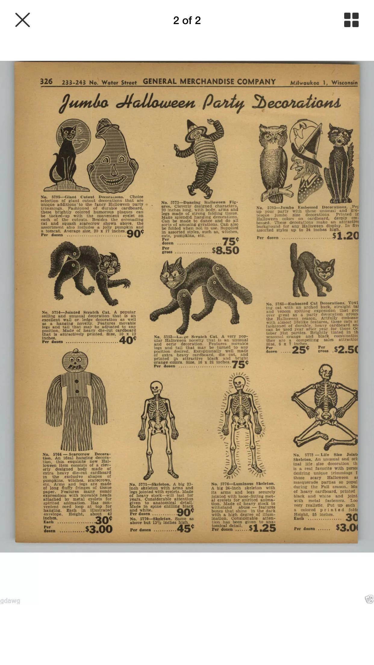 Vintage Halloween | Vintage Halloween | Pinterest | Vintage halloween