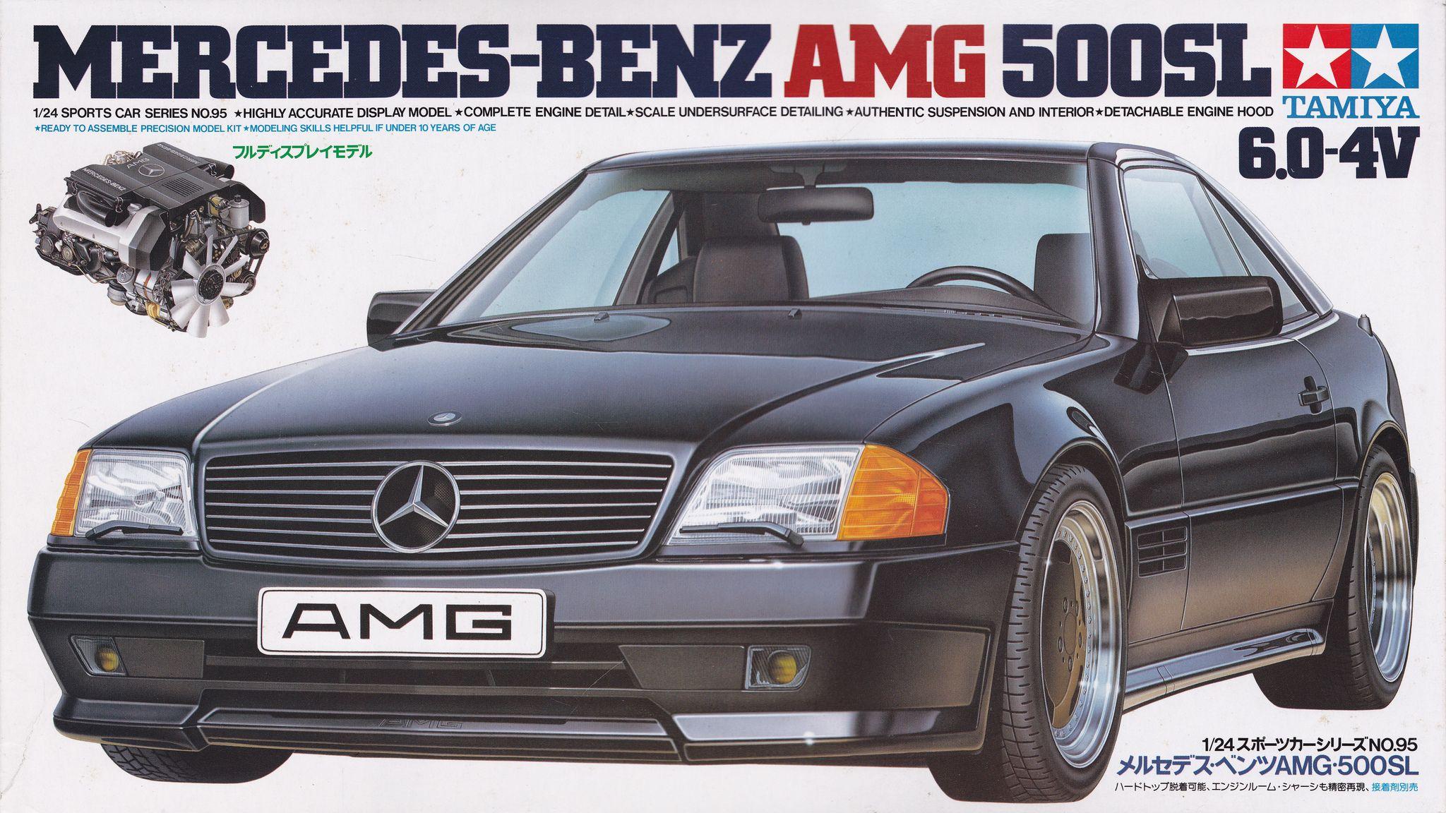 R129 Mercedes Benz 500SL AMG SL60