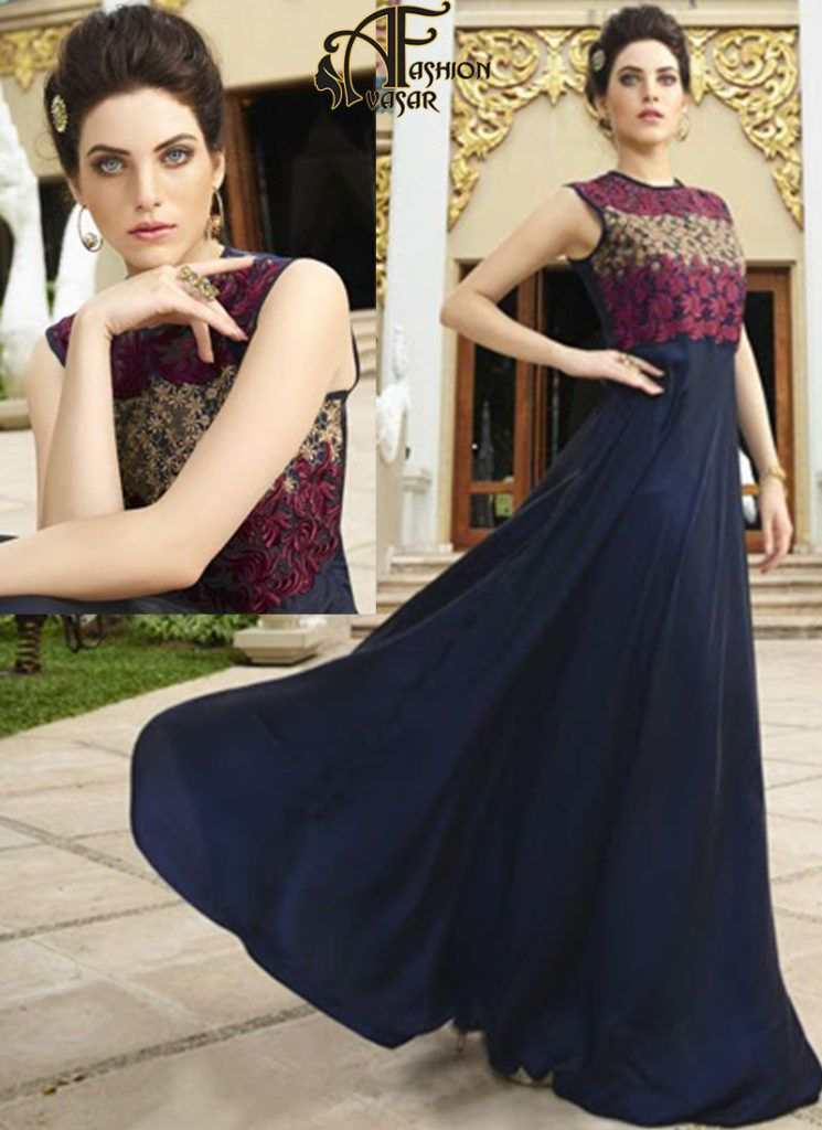 Indian Reception Gown For Bride Salwarsuit Designer Gowns Gowns