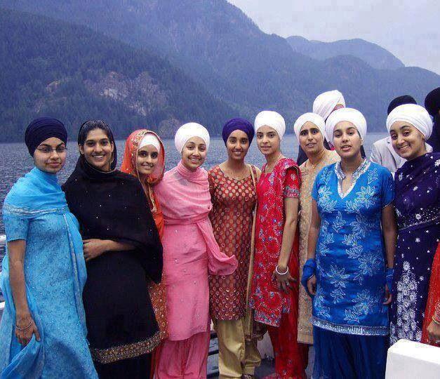 Sikh girls photos