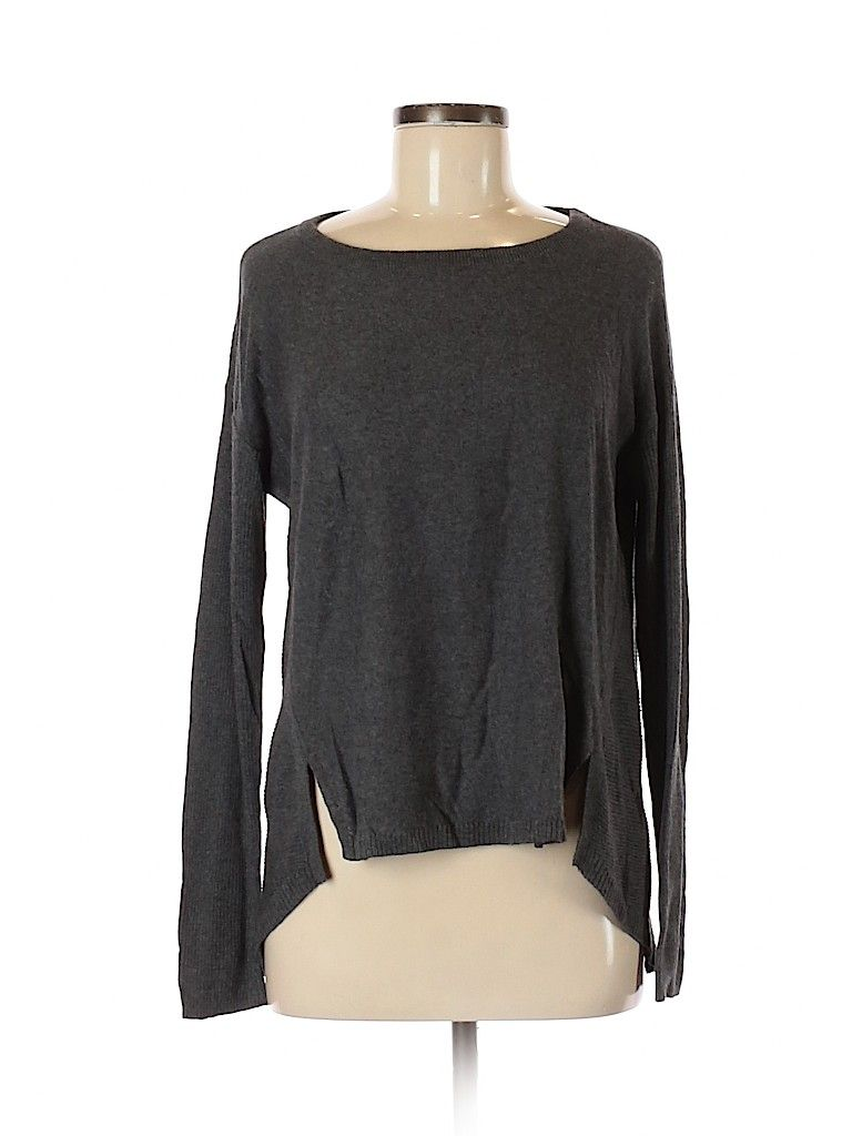 Calvin Klein Jeans Pullover Sweater Gray Tops Size X Small 2020 Pullover Sweaters Calvin Klein Jeans Sweater Sizes