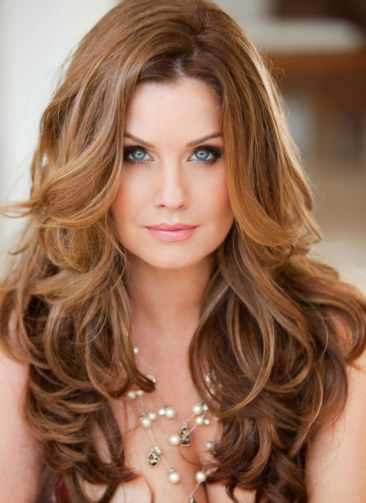 Long Curly Hairstyles For Women and the best hairstyle