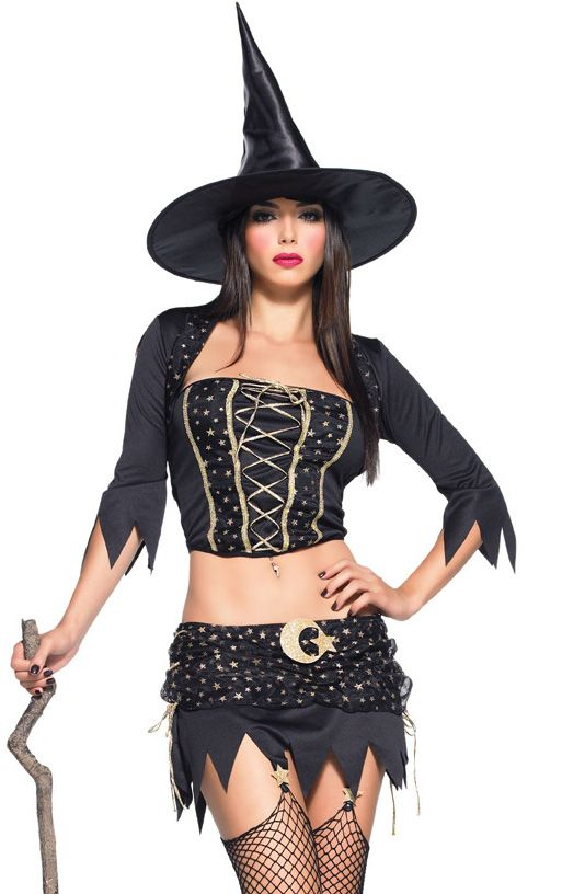 mystical witch costume by leg avenue extra spooky and super sexy fancy dress costumes for halloween - Mystical Halloween Costumes