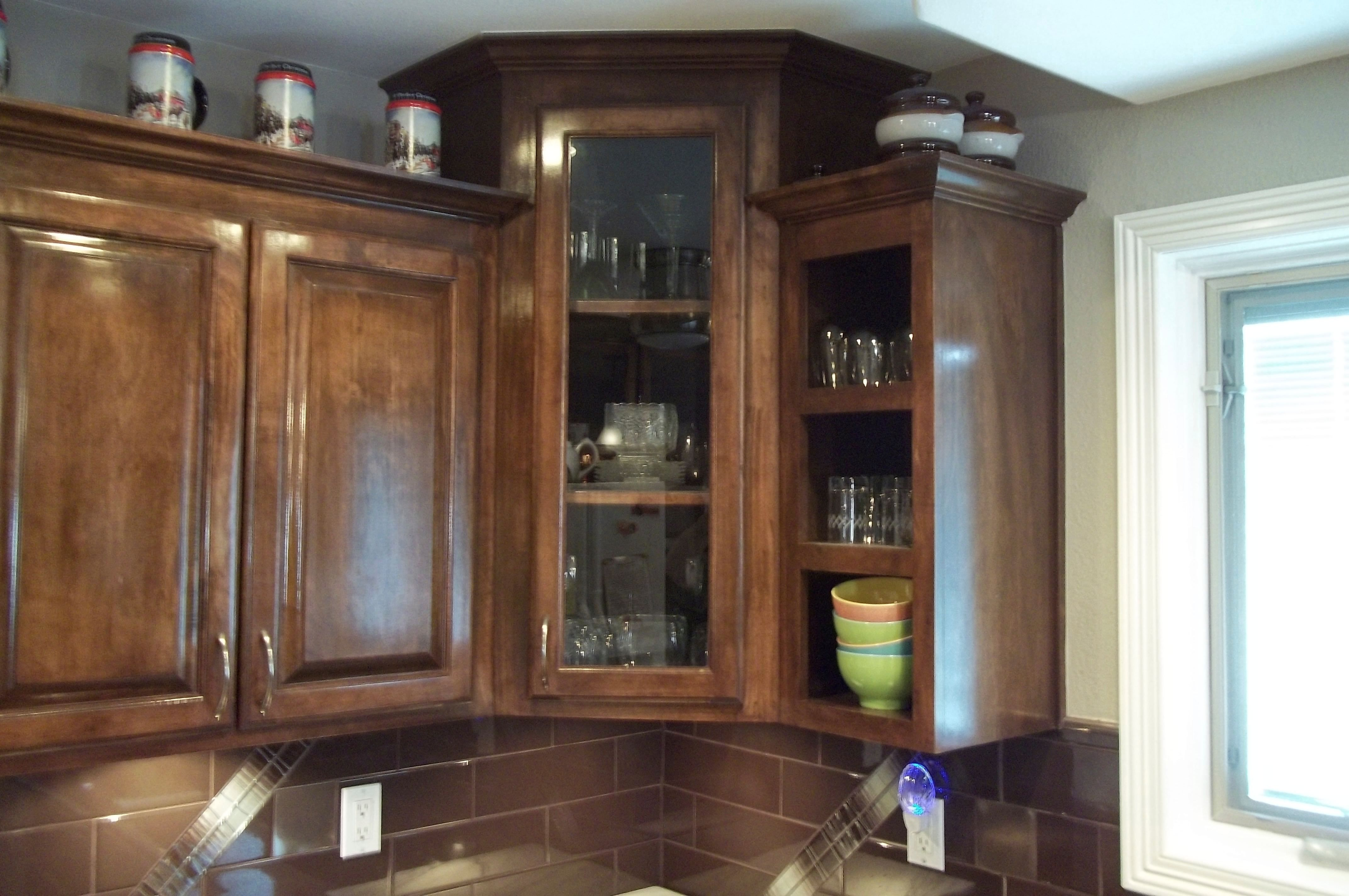 Corner Cabinet Corner Kitchen Cabinet Kitchen Cabinetry Design Glass Kitchen Cabinet Doors