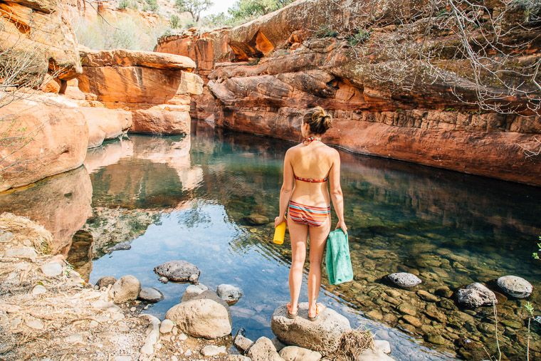 A Guide To Sedona Swimming Holes Quot A Z Interesting