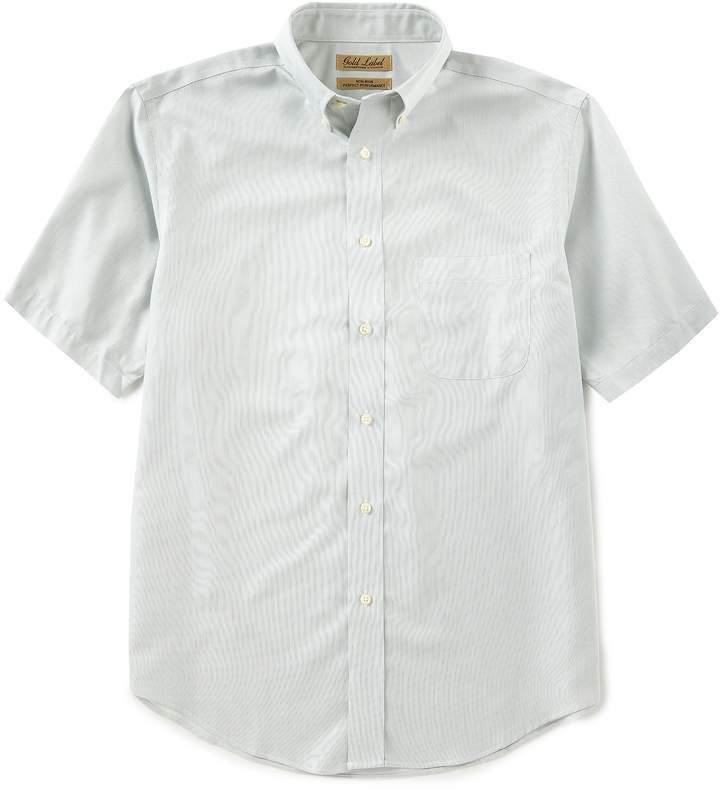 Gold Label Roundtree & Yorke Big And Tall Short-Sleeve