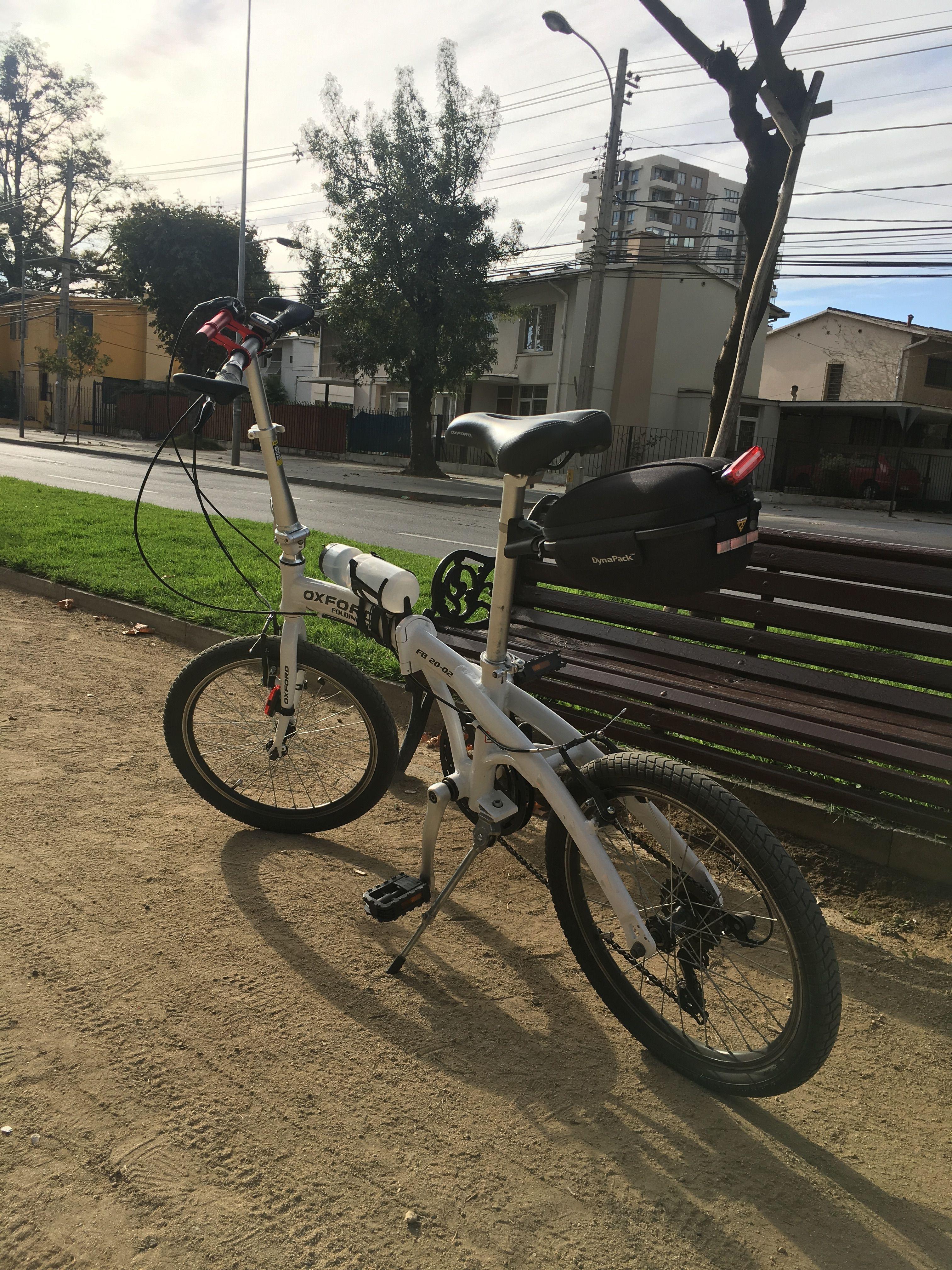 Bicicleta plegable Oxford