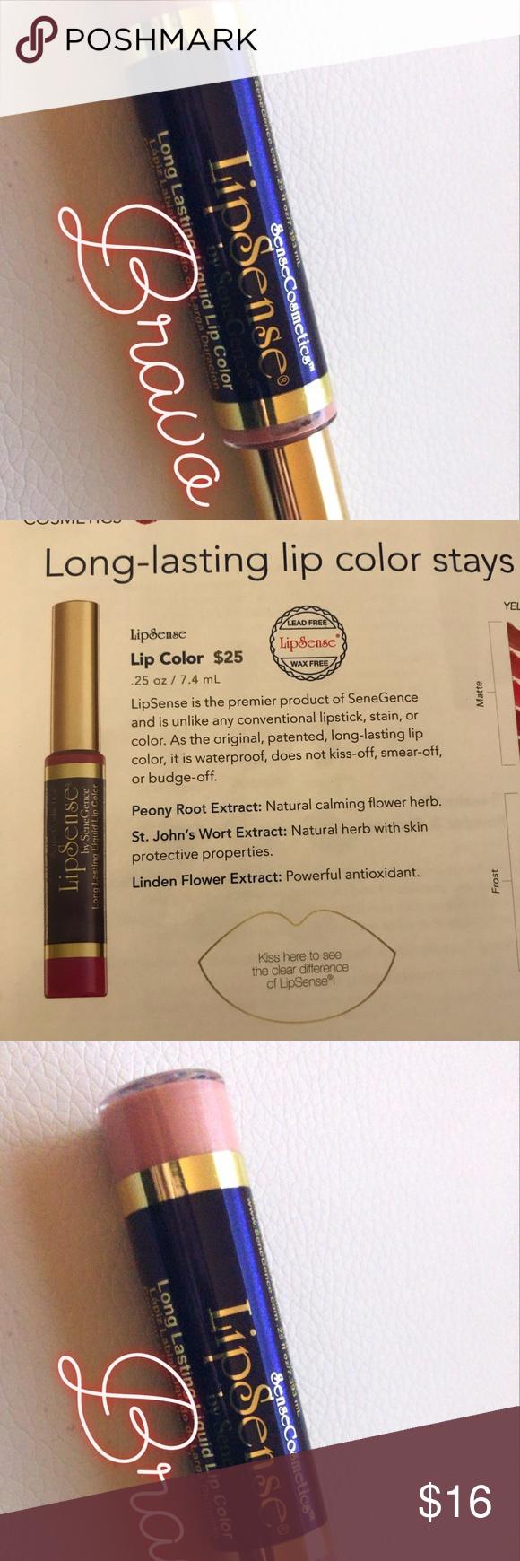 LipSense Lipstick in Bravo ‼️‼️Restock limited inventory